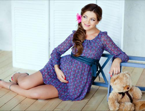 Pohodlné oblečenie pre tehotné dámy